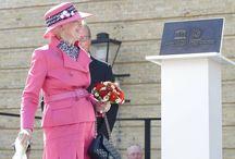 Queen Margrethe II / Danish Monarch
