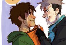 Eren x Jean