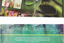 cetak Undangan Murah / Spesifikasi : Kertas Kensrek 230 Gram Cetak Full Colour atau ukuran desain tergantung kebutuhan  Harga  Rp. 1.200.000,-   Dengan Jumlah Cetak 500 s/d 800 lembar Bonus : Plastik, Label Nama, Ucapan terimakasih telp 085 220 145 220