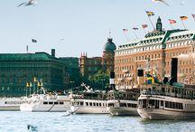 Scandinavia Cycling Trip