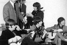 "Neil Aspinall рядом с ""The Beatles"" / роад-менеджер легендарной группы"