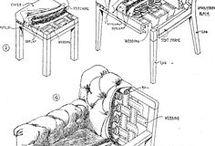 Мебель технологии, чертежи.