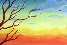 Paint Nite / by Judy Brown
