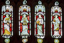 The Cardinal Virtues / Temperance (Umiarkowanie), Fortitude (Męstwo), Prudence (Roztropność), Justice (Sprawiedliwość).