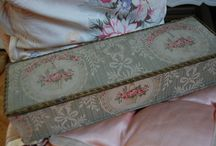 French Fabric Boxes
