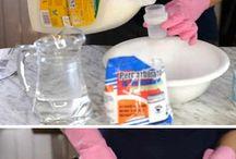 como lavar los trapos de cocina