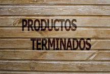 productos terminados / productos terminados