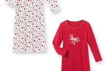 annabelle 2 chemises de nuit t-shit