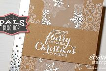 Stampin' Up! ~ Flurry of Wishes