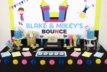 Bounce Trampoline Party
