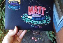 Decorative envelopes / by Amber Oliver
