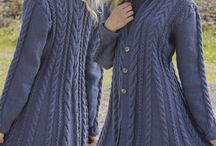 Kardigán, pulóver