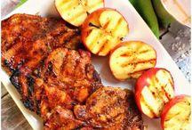 Pork as the Main Dish