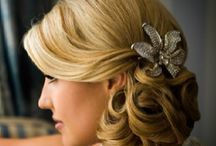 Wedding Hair, Make-Up & Nails / by Laura Wiwer