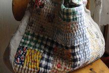 сумки лоскут боро