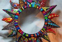 artesanías en papel