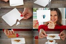 Creative food / Make an extra effort to make your food special