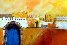 Meine Malerei-Webseite