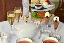 Afternoon Tea at Goldsborough Hall / Fab and delicious afternoon teas at Goldsborough Hall