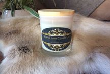 The Luxe Candle Collection / The Luxe Candle Collection The Luxe Candle Collection is pure luxe! A devine duo centred around the classic fragrance of vanilla. If you have a passion for smooth metallics, complete with diamonds, you will love this collection!  Complete with gift box.