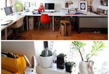 Office / by Jamie Corcoran
