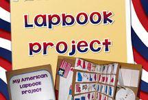 50 States Lapbook / by Sadie Lankford