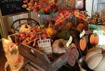 Holiday- Fall Decor