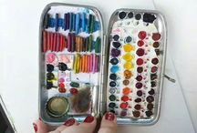 watercolor palettes / by Lisa McClure