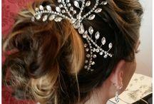 Peinados / Peinados de novias ,quinceañeras , madrinas, invitadas