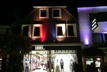 Nachtansichten / Toll beleuchtete Gebäude