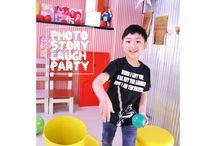 オシャレ5歳誕生日☆バースデー写真♡byラフパーティー