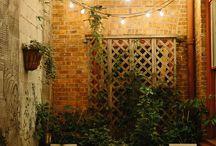 indoor pub layout