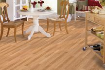 Laminate Flooring / Love the look of laminate flooring, complete with #ArmorMax finish!