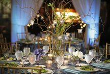 A Glimpse of Glamour / Bouquets,boutonniere,corsages,centerpieces etc. / by Gaitrie C. Singh