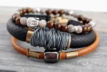 Jewellery for Men | Mannen sieraden / Cool & robust jewelry for men, check out our designs! Coole & robuuste mannen sieraden, bekijk hier onze designs!