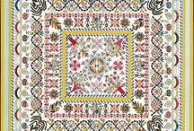 medallion quilts / by Pam Keirstead