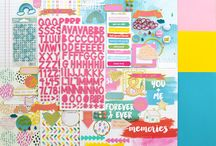 Janglin' by Scraptastic Club / Projects Created by design team members using the Scraptastic Club Janglin' kit + add-on.