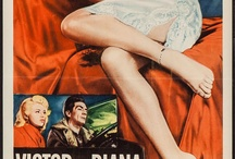 painted film posters