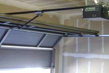 Garage door spring / general info