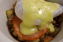 Benedicts for the Gluten Free / Who can deny this rich creamy breakfast entree?  With so many varieties, the Eggs Benedict is a perfect staple for gluten free breakfasts and brunches when you use Glutino Gluten Free English Muffins. / by Glutino