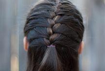 Kurzes Haare