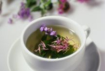 Tea / Herbs / by Zadi