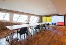 Sala de Reunião e Treinamento
