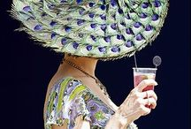 Kentucky Derby Party / Hats  Dresses Drinks / by Donna Charles
