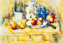 Art- Paul Cezanne / Sharing the artwork of Paul Cezanne