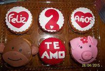Amor / Cupcakes para regalar a tu enamorado