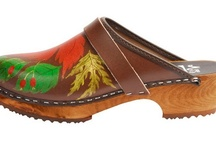 Hand-Painted / Every clog is custom painted and one of a kind!
