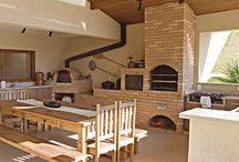 Chácara - cozinha