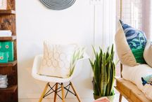 Accessorize / Decorate with accessories around your home to give it the feel you want. Here are some of our favorite stylish ideas.