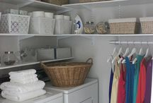 Laundry Rooms / by Amy Albright Watson